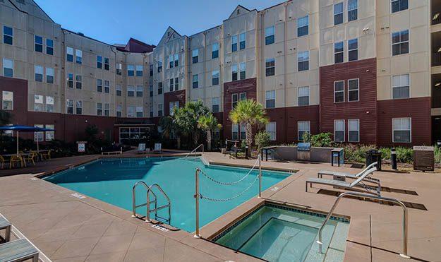 Resort-Style Pool & Spa